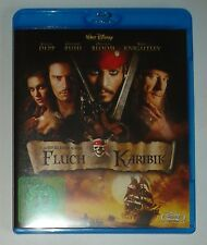 Fluch der Karibik   Blu Ray NEU Walt Disney Johnny Depp
