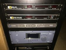 FM Broadcast DIGITAL Audio Processor RACK SYSTEM BELAR ORBAN 8200 ENCO DAD486X