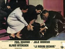 JULIE ANDREWS  ALFRED HITCHCOCK TORN CURTAIN 1966 VINTAGE LOBBY CARD #8