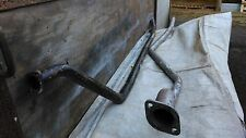 VOLVO 264E INJECTION B27 V6 ENGINE 1975 TO 1976 EXHAUST PAIR OF FRONT PIPES