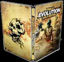 Trials Evolution Gold Edition - Steelbook Metal Book Spiel PC VERPACKUNG