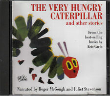 The Very Hungry Caterpillar & Other Stories Eric Carle CD Audio Book FASTPOST