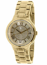NEW Guess U0637L2 Women's Gold Stainless Steel Watch