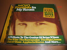BRIAN WILSON tribute MOJO cd IN MY ROOM the who beach boys jan & dean apples in