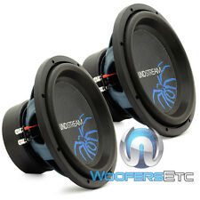 "(2) SOUNDSTREAM R3-12 REFERENCE 12"" 3200W MAX DUAL 2-OHM SUBWOOFERS SPEAKERS NEW"