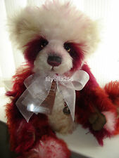 Charlie Bears   ODE   Limited Edition  Mohair Panda