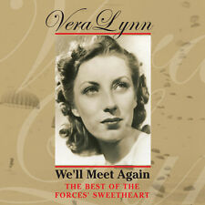 Vera Lynn - We'll Meet Again - The Best Of The Forces' Sweetheart CD