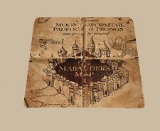 Harry Potter inspired Marauders Map Mouse Pad Mat FREE SHIPPING