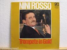 ★★ LP - NINI ROSSO - Trompete In Gold - Marcato 77913