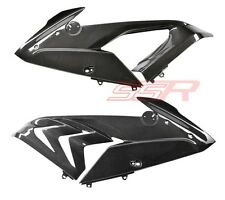 (2015+) BMW S1000RR Side Panel Infill Cover Fairing Set 100% Carbon Fiber Fibre