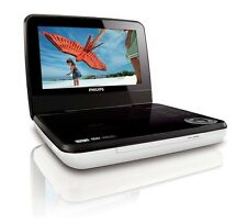 "PHILIPS PD7030 / 12 7 ""Ricaricabile Portable DVD PLAYER DIVX PORTA USB Playback"
