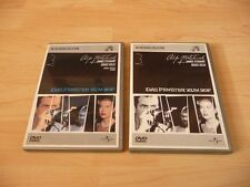 DVD Das Fenster zum Hof - Alfred Hitchcock - Grace Kelly James Stewart