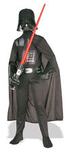 Darth Vader Child Costume - Large ( Size 12-14 ) 882009