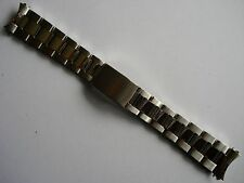 20MM STAINLESS STEEL OYSTER BAND BRACELET FOR ROLEX MEN AIRKING EXPLORER WATCH P