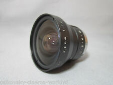 MINT GLASS! COMPUTAR FAST 1.8/4.8MM C-MOUNT LENS DIGITAL MOVIE CAMERA or CCTV