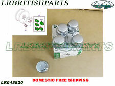 LAND ROVER LUG NUT LOCK RANGE ROVER 10-12 SPORT 10-13 LR4 KIT 5 OEM NEW LR043820