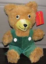 Vintage 1980 Trudy Toys Don Freeman CORDUROY BEAR Plush Teddy With Tag!