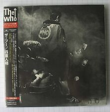 THE WHO - Quadrophenia REMASTERED JAPAN MINI LP 2CD NEU RAR! POCP-9200/1