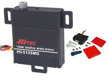 Hitec HS-5125MG Slim Metal Gear Wing Servo U HS5125MG/HS5125/5125MG/5125