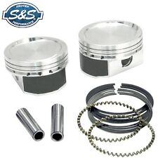 "Harley Davidson EVO Stroker motor S&S Piston Kit forged 89 "" hot set up pistons"