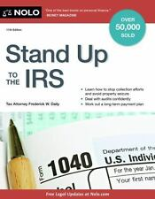 Stand Up to the IRS-ExLibrary