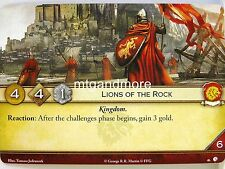 A Game of Thrones 2.0 LCG - #046 Lions of the Rock-Lions of Castel Granito