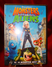 DVD - Monsters vs Aliens (2009)