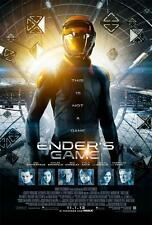 ENDER'S GAME ORIGINAL 27x40 MOVIE POSTER (2013) BUTTERFIELD & FORD