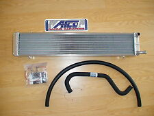Supercharged 03-04 Cobra double dual pass AFCO heat exchanger intercooler eaton