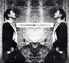 Felice Romano - E' Tutto Dentro noi CD 2011 Nm Fuori Catalogo