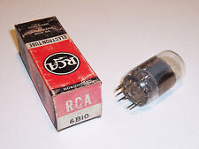 RCA 6B10 Vacuum Tube Tested New Old Stock Free Shipping