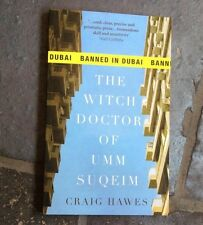 The Witch Doctor of Umm Suqeim by Craig Hawes - paperback