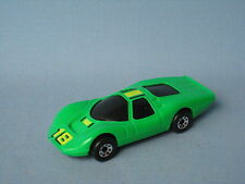 Matchbox Super GT Ford Group 6 Green Body Chinese UB Toy Model Car