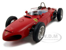 1961 FERRARI DINO 156 F1 SHARKNOSE 1:18 DIECAST MODEL CAR BY CMC 078