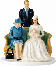 ROYAL DOULTON QUEEN ELIZABETH II 90th BIRTHDAY ROYAL CHRISTENING (HN5809) Ltd/Ed
