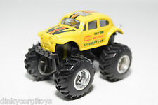 EDOCAR MACAU VW VOLKSWAGEN BEETLE KAFER 4X4 YELLOW EXCELLENT CONDITION