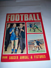 CHARLES BUCHAN'S FOOTBALL MONTHLY MAGAZINE AUGUST 1968 #204 - MANCHESTER UNITED