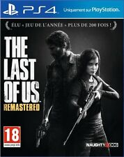 Last of Us Remastered PS4 Neuf - Envoi Rapide de France