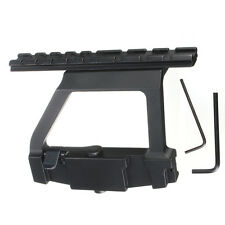Scope Rail Mount Base For Airsoft 20mm SVD Saiga Kalashnikov Hunting Outdoor
