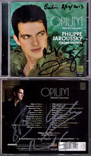 Philippe JAROUSSKY Emmanuel PAHUD CAPUCON Signiert OPIUM Hahn Faure Chausson CD