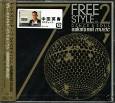 Free Style Vol.2 Dance And Soul nakata.net music - Japan CD - NEW