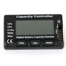 CellMeter-7Digital Battery Capacity Checker Tester for LiPo LiFe Li-ion Nicd