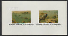 GB Locals - Bernera (1094) 1982 MARINE LIFE imperf sheetlet unmounted mint