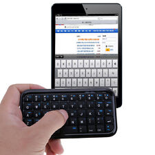 Universal Wireless Bluetooth Mini Keyboard for Tablet Smart Phone iPhone 7 6 6s