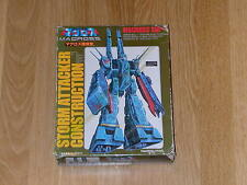 Macross SDF-1 1/6300 scale Storm Attacker Construction Toy Takatoku Toys