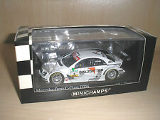 Mercedes C-KLasse DTM 2006 J.Green Team AMG Mercedes in 1:43 von Minichamps