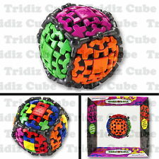 Black Meffert's Gear Ball Puzzle Cube Smooth Speed twisty puzzle - US SELLER -