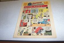 COMICS THE OVERSEAS WEEKLY 12 JUNE 1960 BEETLE BAILEY THE KATZENJAMMER KIDS