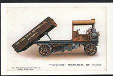 Transport Postcard - The Yorkshire Commercial Motor Co - Tip Wagon  DR119
