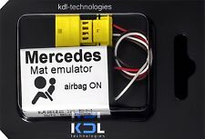For Mercedes ML W163 Bypass Seat Occupancy Mat Sensor Airbag SRS Emulator
